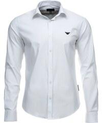 5ae5a44752f Pánská košile Emporio Armani - bílá