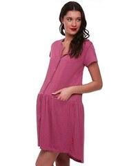 Styls Kojící a těhotenská košilka celo propínací 1C1487 a899ba00b3