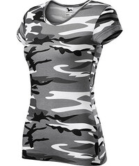 4a37c06d983e Dámské triko Pure Camouflage MALFINI
