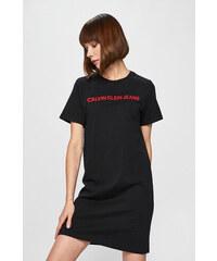 6e361278c650 Calvin Klein dámské černé šaty Doll - Glami.cz