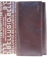 80fb8d835c Bellugio Pekná dámska peňaženka AD-21-063 - tmavohnedá AD-21-063