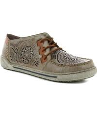 Dámska kožená členková obuv Rieker 697c5c7173