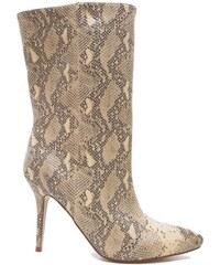 4b0619fc2559 PRETTYLITTLETHING Členkové croc topánky na podpätku