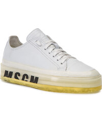 772916d3ccd3 Sneakersy MSGM - Floating Sneakers 2641MDS725 160 01 Biela