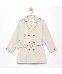 Reserved - Elegantný kabát - Béžová 68d930218f2