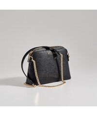 Mohito - Crossbody kabelka s retiazkou - Čierna 30ce717d8f4