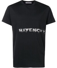 2e584f941a Givenchy logo print T-shirt - Black