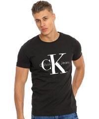 Pánské tričko Calvin Klein Jeans - černá 4ce7f25158