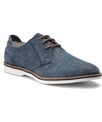 ae99ac8c8efe Outdoorová obuv BUGATTI - 311-60931-1412-4163 Dark Blue Cognac ...