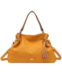 d8635bb454 Tamaris Kabelka Gweny Shoulder Bag 3055191-600 Yellow