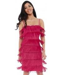 Dámské šaty Chantelle GODDIVA malinové GODDIVA D983 04201a018a