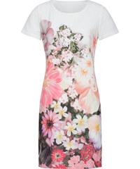 3f18f5268f30 Smashed Lemon Dámské šaty White Pink 19105
