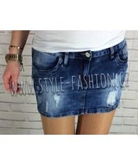 17030fbd815 Style Fashion Džínová sukně Diane