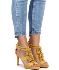 b880567def94 XTI Žlté sandále 30686 - Glami.sk