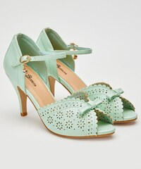 77503f18c9df Joe Browns Dream girl Mintové topánky
