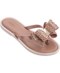 3597fabac4 Melissa bézs flip-flip Flip Flop Sweet Pink Beige