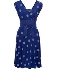 Plesové šaty s mašlí  cb009f90b5