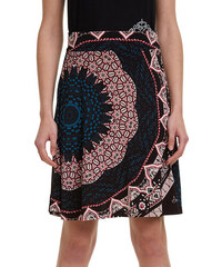 Desigual černá sukně fal Nise 19SWFK05 8906e51d200