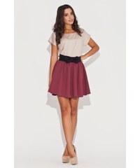 928f422647e5 Červené sukně s mašlí - Glami.cz