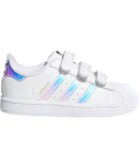 adidas Originals adidas Superstar CF I Kids bílé AQ6280 71086e37074