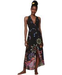 a71aeb3d185 Desigual Maxi šaty Magda 19SWMW08