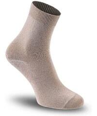TATRASVIT SVIT - SOCKS Dámské ponožky Tatrasvit se stříbrem béžové  antibakteriální 1c4f1fec9b