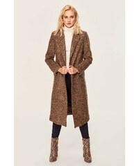 Trendyol Brown Belted Coat Brown 591ff031bb0