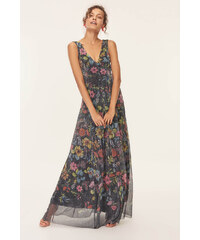 e0ec46c3ef9 Trendyol Multi Colored Tape Detailed Sparkly Dress Multi