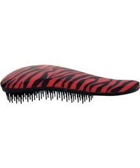 Detangler Detangling Rubberized 1 ks kefa na vlasy s pogumovaným povrchom  pre ženy Zebra Red 71d81444a9e