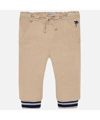 MAYORAL chlapecké sportovní kalhoty béžová 042f9d2290