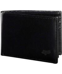 9077ca5725 peňaženka FOX - Bifold Leather Wallet Blk (001) veľkosť  OS