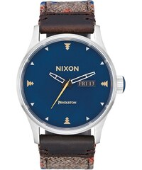 hodinky NIXON - Sentry Leather Washed Americana (2615) 493e1aed21e
