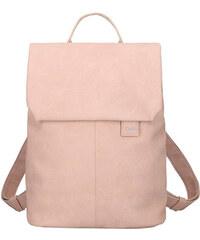 Zwei Dámský batoh Mademoiselle MR13 Rough-creme abb39e1b54