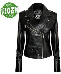 aed424eba1aa Bunda kožená dámske - Vegan Biker - KILLSTAR - K-LTR-F-1333