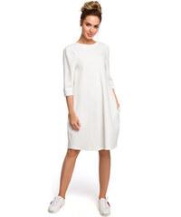 9ce3d5367732 Perfect AKCE Lichotivé šaty s krátkým rukávem