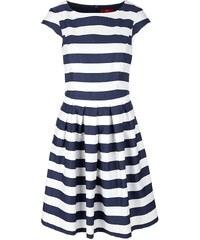 fec34f5dd977 Oliver dámské pruhované šaty navy stripes