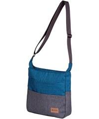 b24e20d76b ALPINE PRO SAVANNA Modrá Tyrkysovo modrá Dámska taška