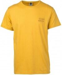 Rip Curl pánské tričko Organic Plain Ss Tee M žlutá 65557a57e1