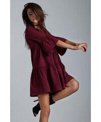 acc58ec051a6 Vínové dámske oblečenie a obuv
