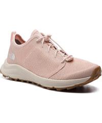 Trekingová obuv THE NORTH FACE - Litewave Flow Lace II T93RDUC8S Pink  Salt Vintage White 6cd9675c267