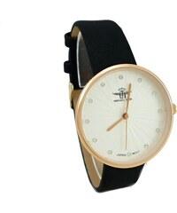 Dámské hodinky John Kenny bronzovo-černé 889ZD b66de64f04