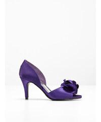 Ibolyaszínű Magassarkú cipők  8e3aeac381