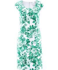 91753d04cab5 Bonprix Púzdrové šaty s potlačou
