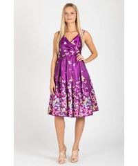 LindyBop společenské šaty Aurora 7c64f7681b