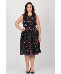 40d72f71e69 Voodoo Vixen Vzdušné šaty Betsy