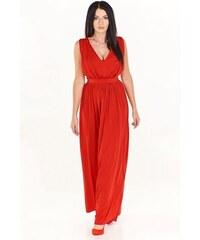 6fd9ad9d9055 Plesové trblietavé secesné šaty so striebornými ornamentami 14932 ...