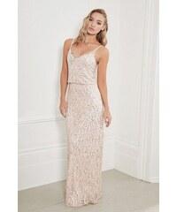 AFTERSHOCK LONDON Exkluzivní společenské šaty Miucha a lá Velký Gatsby 3b99b0bc39