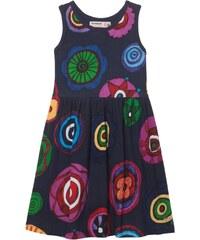 Desigual modré dievčenské šaty Vest Moroni 98933a519cc