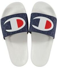a2ebc4b67a Pánské pantofle Champion Logo Bílé