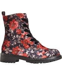 d990f0cae1 Dámské kotníkové boty bez podpatku